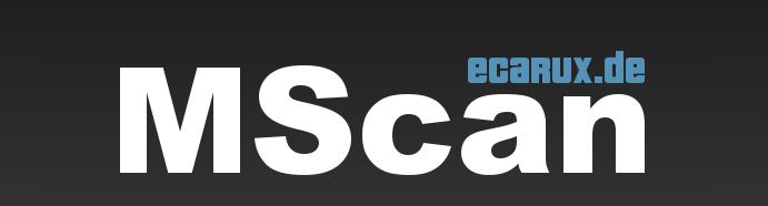 mscan logo